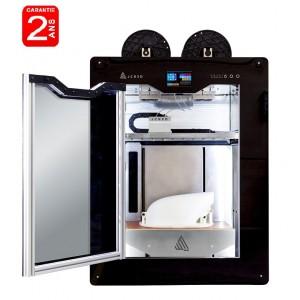 JCR600 - Imprimante industrielle grand format de JCR3D - Modèle 2019 - avec porte ouverte