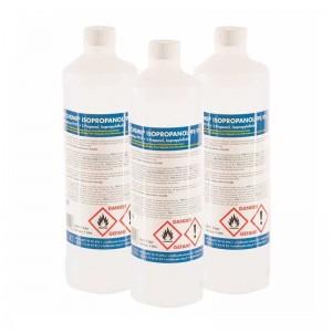 Alcool Isopropylique 99% - 6 bouteilles 1L