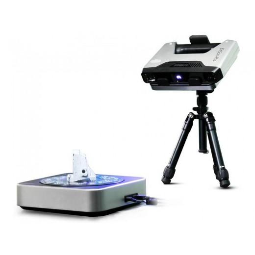Module plateau tournant + Trépied Einscan Pro / Pro+ / Pro 2X / Pro 2X+ / Pro HD