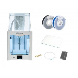 Ultimaker 2+ Connect - PACK ENSEIGNEMENT
