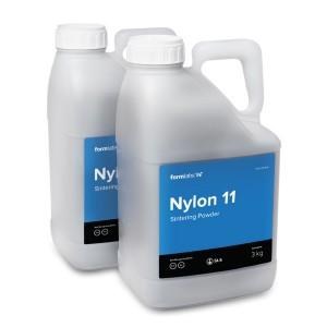 2 bidons de poudre Nylon PA11 pour imprimante Fuse 1