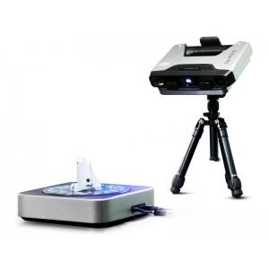 Kit industriel :  trépied et plateau tournant pour scanners Einscan Pro et Pro+ (Plus)