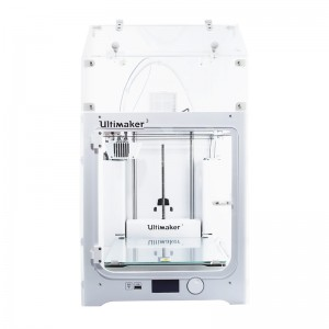 Capot Ultimaker 3 en plexiglass