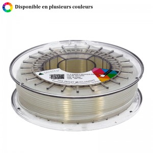 Filament 3D PLA Pro 3D850 de Smart Materials - naturel