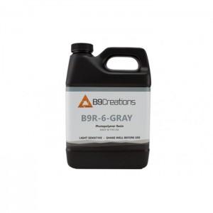 Bidon de résine B9R-6- Gray