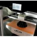 Plateau chauffant et de calibrage automatique de l'imprimante JCR600