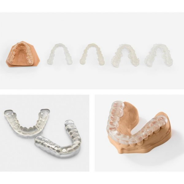 Résine Dental LT Clear Formlabs