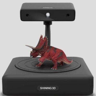Einscan S de shinning 3d - Scanner 3d