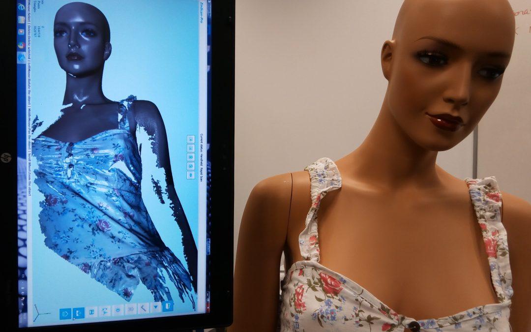 Scanner 3D : pour impression 3D, retro-conception, contrôle dimensionnel