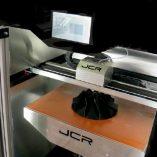 Imprimante dépôt de fil Sicnova JCR600. Imprimante grande dimension double extrudeur