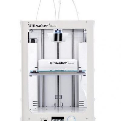 Imprimante 3D Ultimaker 3 Extented