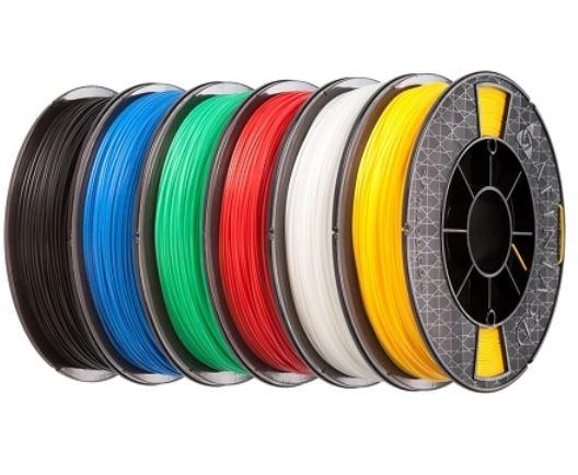 Quels filaments choisir pour son imprimante 3D (matière Imprimante dépôts de fil) ?