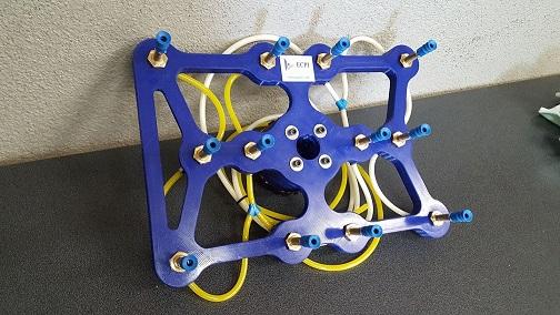 ECPI – L'impression 3D pour la conception de machines spéciales