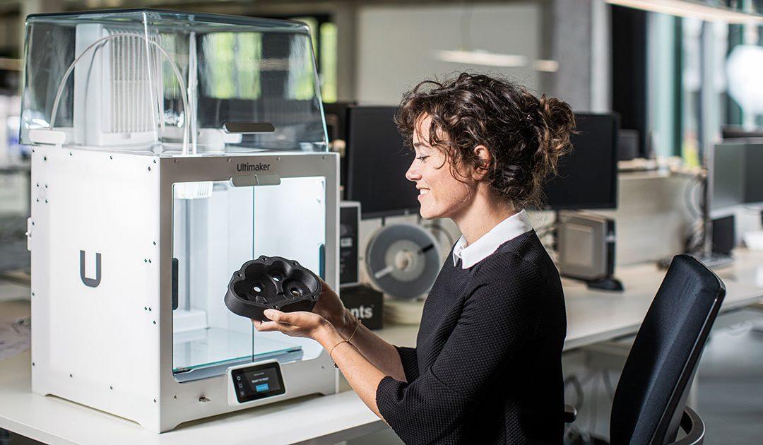 Intégrer l'impression 3D de bureau au sein de votre entreprise