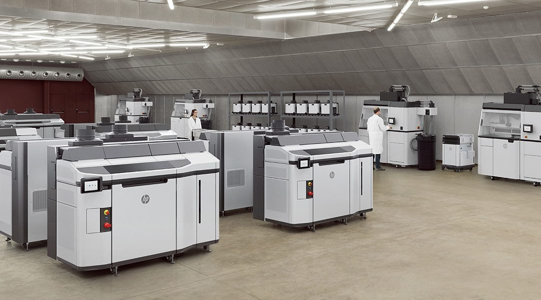 Introduction à l'impression 3D professionnelle, à la fabrication additive