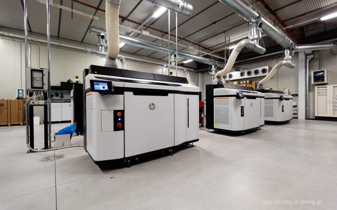 #4 – Seb'Automatisme : l'imprimante 3D HP Multi Jet Fusion 580 révolutionne la machine spéciale.