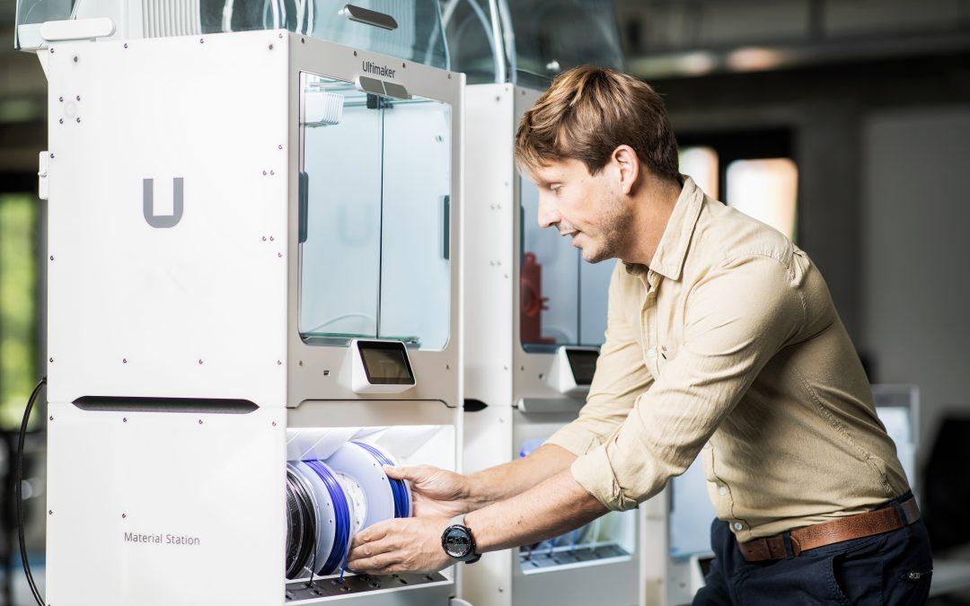 #8 – Third : Les imprimantes Ultimaker au cœur d'un service d'impression 3D industriel