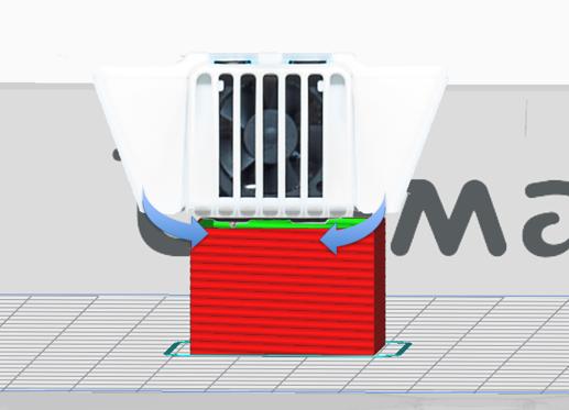 Schéma-Action-Ventilateur-Plastique