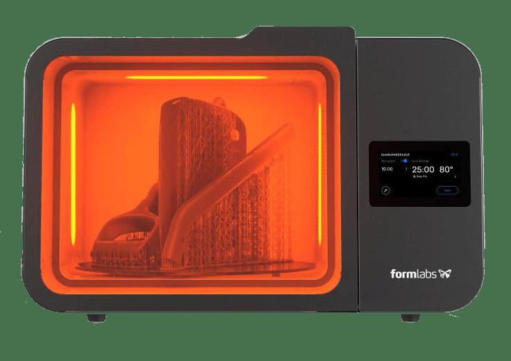 Machine de curage résine Formlabs Form cure L