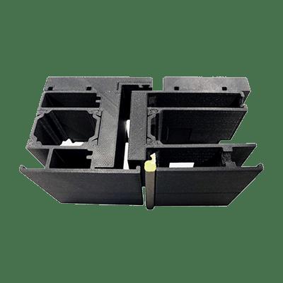 prototypes fonctionnels de menuiserie imprimé en 3D avec Markforged