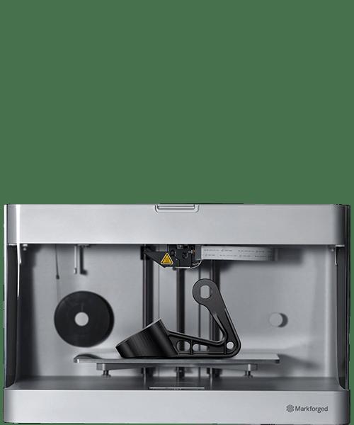 imprimante 3d professionnelle markforged serie desktop