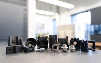 Caldwell Manufacturing : Intégrer la fabrication additive Markforged pour la R&D, l'outillage et la production de pièces finales